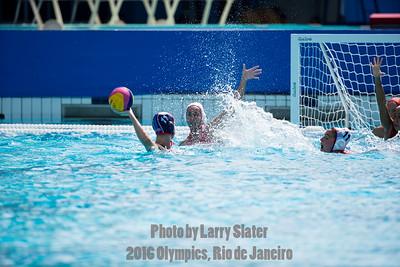 Water Polo: 2016 Olympics Rio