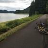 rail-trail near Cottage Grove, Oregon