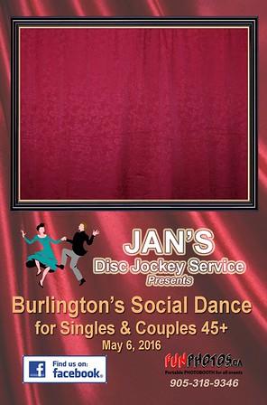 May 6 2016 - Jan's DJ Social Burlington