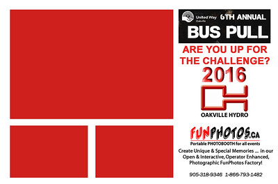September 20, 2016 United Way Bus Pull