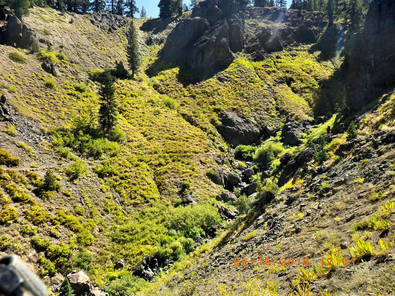 PCT Hiking California