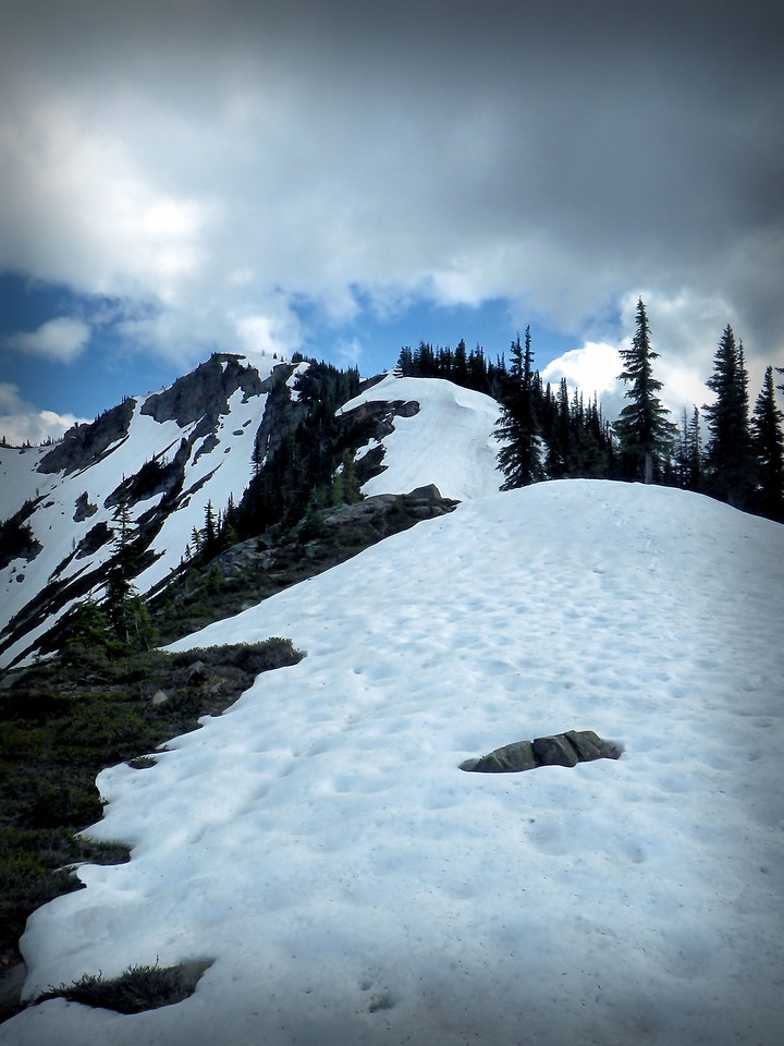 PCT<br /> Hiking<br /> North Cascades<br /> Trail<br /> Snow