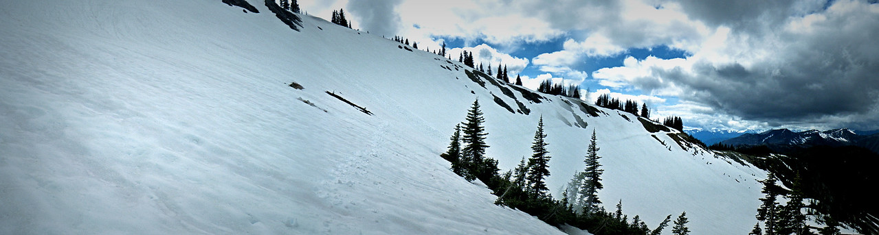 Hiking<br /> PCT<br /> North Cascades<br /> washington<br /> snow<br /> Trail