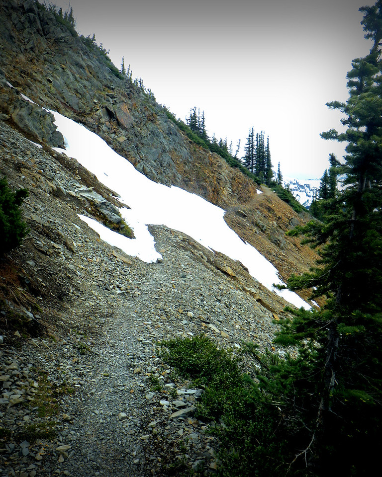 PCT<br /> Hiking<br /> North Cascades<br /> Snow<br /> Trail