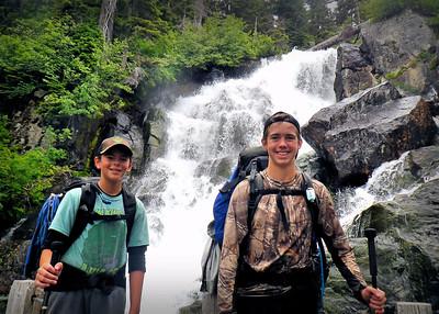 PCT Hiking