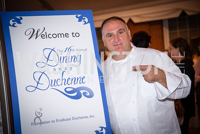 Jose Andres,16th Annual Dining away Duchenne, Eastern Market, September 13, 2016