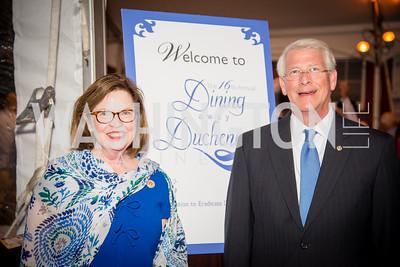 Senator Roger Wicker, 16th Annual Dining away Duchenne, Eastern Market, September 13, 2016