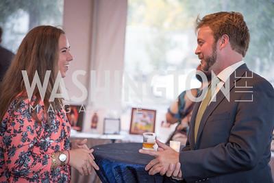 Molly Jacob, Drew Wayne,16th Annual Dining away Duchenne, Eastern Market, September 13, 2016  .NEF
