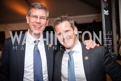 Congressman Adam Kinzinger, Congressman Erik Paulsen, 16th Annual Dining away Duchenne, Eastern Market, September 13, 2016.NEF