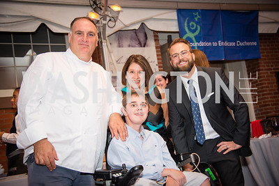 Jose Andres, James Wood,16th Annual Dining away Duchenne, Eastern Market, September 13, 2016-2.NEF