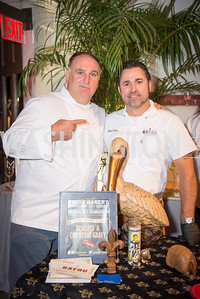 Jose Andres, David Guas, 16th Annual Dining away Duchenne, Eastern Market, September 13, 2016
