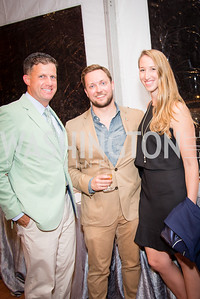Ben Schick, Annie Stefanec, Robert Spellane,16th Annual Dining away Duchenne, Eastern Market, September 13, 2016  .NEF
