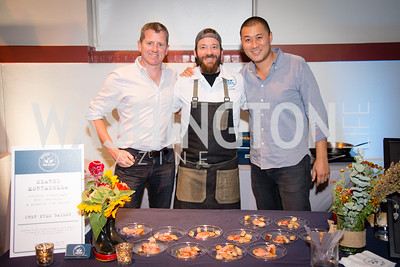 Sixth Engine Food and Bar, 16th Annual Dining away Duchenne, Eastern Market, September 13, 2016