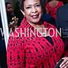 US Attorney General Loretta Lynch. Photo by Tony Powell. 2016 Alvin Ailey Gala. Kennedy Center. February 2, 2016