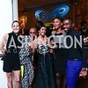Elisa Clark, Renaldo Maurice, Mele Melton, Jacqueline Green, Chalvar Monteiro. Photo by Tony Powell. 2016 Alvin Ailey Gala. Kennedy Center. February 2, 2016