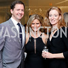 Bruce Harris, Melissa Maxfield, Melissa Lavinson. Photo by Tony Powell. 2016 Ambassadors Ball. Marriott Marquis. September 13, 2016