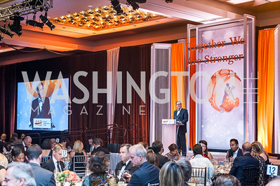 MS Board Chair Russell Parker. Photo by Tony Powell. 2016 Ambassadors Ball. Marriott Marquis. September 13, 2016