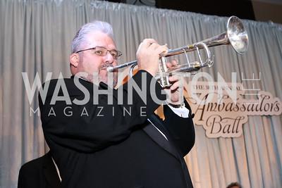 Photo by Tony Powell. 2016 Ambassadors Ball. Marriott Marquis. September 13, 2016