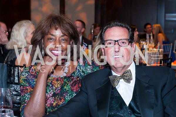 Photo © Tony Powell. 2016 Ambassadors Ball. Marriott Marquis. September 13, 2016