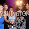 Perrie Williams, Gail Oates, Kim Thomas, Laveta Burke, Bonnie Newkirk-Graves. Photo by Tony Powell. 2016 Ambassadors Ball. Marriott Marquis. September 13, 2016