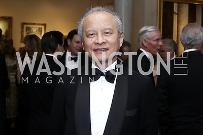 China Amb. Cui Tiankai. Photo by Tony Powell. 2016 Atlantic Council Distinguished Leadership Awards. May 3, 2016