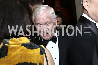 Robert Gates. Photo by Tony Powell. 2016 Atlantic Council Distinguished Leadership Awards. May 3, 2016
