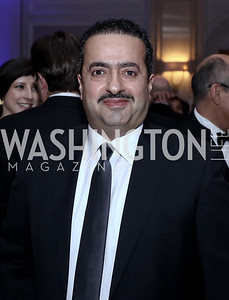 Bahrain Amb. Abdulla Alkhalifa. Photo by Tony Powell. 2016 Atlantic Council Distinguished Leadership Awards. May 3, 2016