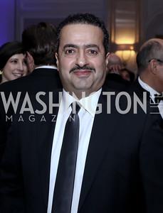 Bahrain Amb. Abdulla Alkhalifa. Photo by Tony Powell. 2016 Atlantic Council Distinguished Leadership Awards. May 3, 2016