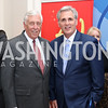 Rep. Steny Hoyer, Rep. Kevin McCarthy. Photo by Tony Powell. BGCA National Youth of the Year. Building Museum. September 27, 2016