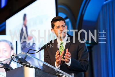 Speaker Paul Ryan. Photo by Tony Powell. BGCA National Youth of the Year. Building Museum. September 27, 2016