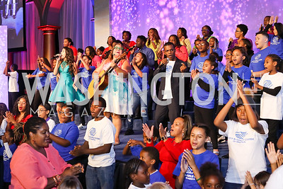 Photo by Tony Powell. BGCA National Youth of the Year. Building Museum. September 27, 2016