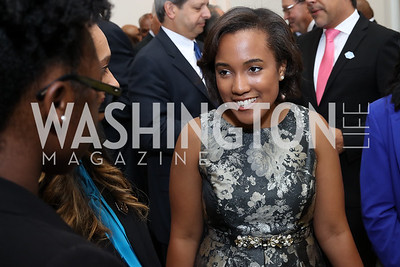 2015 YOY Whitney Stewart. Photo by Tony Powell. BGCA National Youth of the Year. Building Museum. September 27, 2016