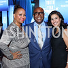 Co-Chairs Nicole Venable, Emil Hill, and Majida Turner. Photo by Tony Powell. BGCA National Youth of the Year. Building Museum. September 27, 2016