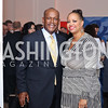 Incoming Board Chair Myron Gray, Nicole Venable. Photo by Tony Powell. BGCA National Youth of the Year. Building Museum. September 27, 2016