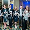Michael Rankin, Amanda Bowker, Andrew and Amanda Stifel, Mark Green, Ann Carello, Michael Barbaro. Photo by Tony Powell. Bishop Walker School Dinner. Willard Hotel. March 3, 2016