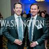 Mark Green and Michael Rankin. Photo by Tony Powell. Bishop Walker School Dinner. Willard Hotel. March 3, 2016