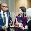 Tommy Walker, Martha Webb, Mary Garner. Photo by Tony Powell. Bishop Walker School Dinner. Willard Hotel. March 3, 2016