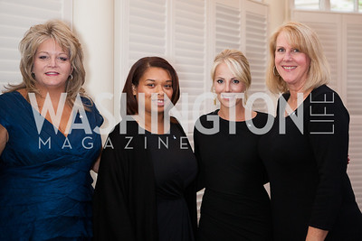 Jan Lavin, Crystal Rhodes, Christi Weems, Erin rush