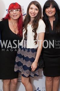 Evie Stroller, Leah Stroller, Lidia Benaim