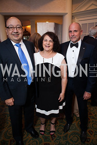 Frank Sapienza, Diane Hornyak, Rob Criminger
