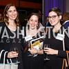 Jenee Gaynor, Elizabeth Haney, Chelsea Allinger. Photo by Tony Powell. 2016 CPD Annual Gala. Grand Hyatt. May 24, 2016