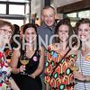 Judith Kirvan, Samantha Thomas, Mike Higgins, Kelly Worden, Maggie Easterlin. Photo by Tony Powell. Celebrate Logan. September 17, 2016