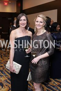 Sharon Carney, Molly Hofsommer. Photo by Tony Powell. 2016 Chamber's Choice Awards & Gala. Marriott Marquis. November 4, 2016