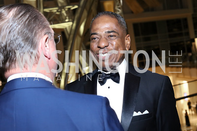 D.C. Chamber of Commerce President Vincent Orange. Photo by Tony Powell. 2016 Chamber's Choice Awards & Gala. Marriott Marquis. November 4, 2016