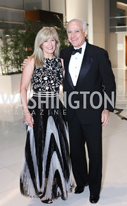 Suzanne and Doug Firstenberg. Photo by Tony Powell. 2016 Chamber's Choice Awards & Gala. Marriott Marquis. November 4, 2016