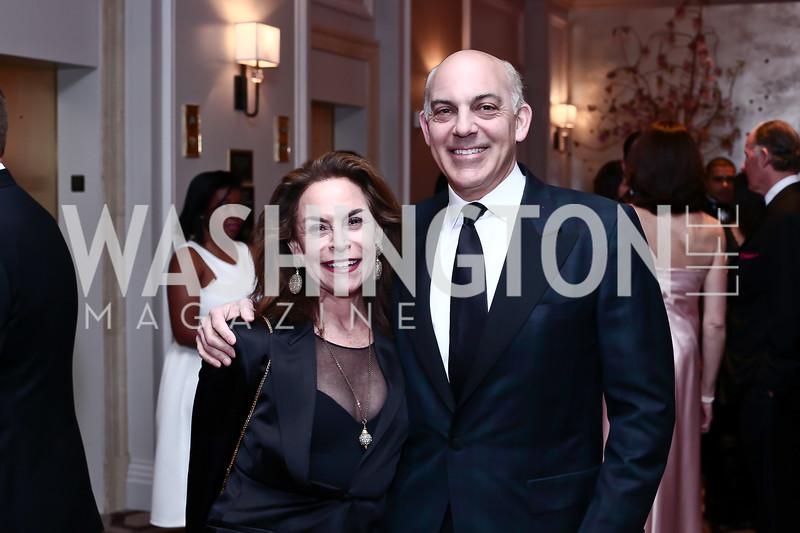Melissa Moss, Jonathan Silver. Photo by Tony Powell. 2016 Children's Ball. Ritz Carlton. April 15, 2016