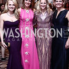 Jamie Dorros, Norah O'Donnell, Carrie Marriott, Kristen Olson. Photo by Tony Powell. 2016 Children's Ball. Ritz Carlton. April 15, 2016