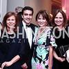 Isabel Vital, Antonio and Natalia Monteiro, Claudia Mota Pinto. Photo by Tony Powell. 2016 Children's Ball. Ritz Carlton. April 15, 2016