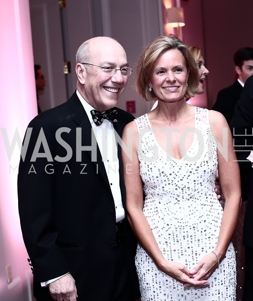 Kurt and Alison Newman. Photo by Tony Powell. 2016 Children's Ball. Ritz Carlton. April 15, 2016