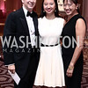Jim, Jade, and May Lintott. Photo by Tony Powell. 2016 Children's Ball. Ritz Carlton. April 15, 2016